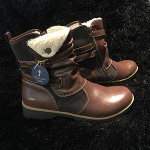 JBU fleece lined ankle boots!! NEW!
